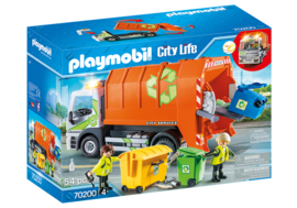 Playmobil 70200 - Afval recycling truck