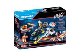 Playmobil 70020 - Galaxy politiemotor