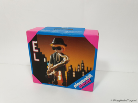 Playmobil 4508 - Blues Brother Sax player (v2)
