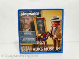 Playmobil 70475 - Zelfportret Van Gogh - Rijksmuseum Promo
