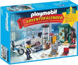 Playmobil 9007 - Adventskalender Op heterdaad betrapt MISB