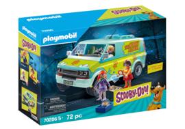 Playmobil 70286 - Mystery Machine Scooby-Doo