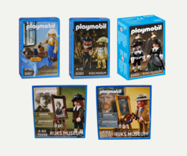 Playmobil Rijksmuseum BUNDEL