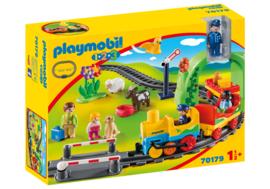 1.2.3. Playmobil 70179 - Mijn eerste trein