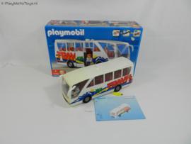 Playmobil 3169 - Travel Bus (gebruikt, in doos)