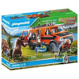Playmobil 70660 - Adventure Van. USA-Exclusive