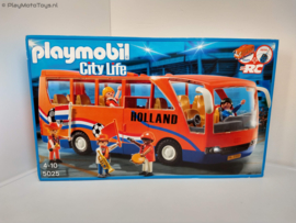 Playmobil 5025 - Holland Supporters Bus MISB