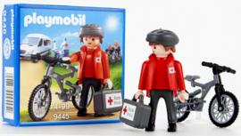 Playmobil 9445 - Rode Kruis Nederland Promo