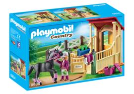 Playmobil 6934 - Arabier met paardenbox