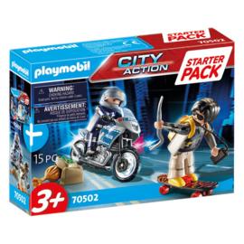 Playmobil 70502 - Starterpack uitbreidingsset Politie
