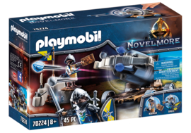 Playmobil 70224 - Novelmore ridders met waterballista