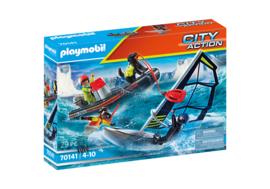 Playmobil 70141 - Waterredding met reddinghond