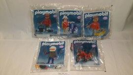 Playmobil Esso USA Complete Promoset MISB