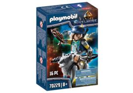 Playmobil 70229 - Novelmore boogschutter met wolf
