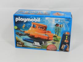 Playmobil 9234 - Duikboot met onderwatermotor