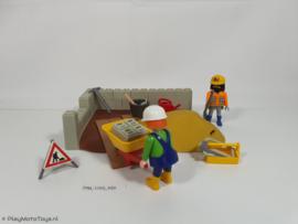 Playmobil 4138 - Compact Bouwplaats, 2ehands