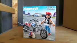 Playmobil 5280 - Biker met motorfiets