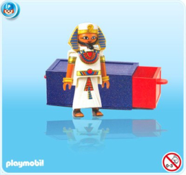 Playmobil 7967 - Farao met sarcofaag   MISB