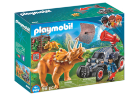 Playmobil 9434 - Offroad buggy met dinovangnet