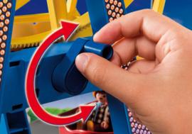 Playmobil 5552 - Groot Reuzenrad met kleurrijke verlichting