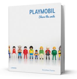 Boek Playmobil Share the Smile