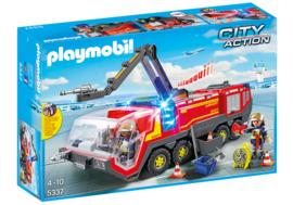 Playmobil 5337 - Luchthavenbrandweer met licht en geluid