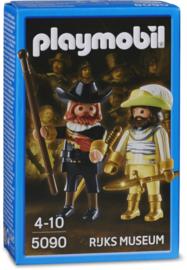 Playmobil 5090 - De Nachtwacht - Rijksmuseum Promo