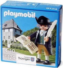 Playmobil 9124 - Johann Wolfgang von Goethe Promo MISB