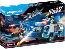 Playmobil 70018 - Galaxy politietruck