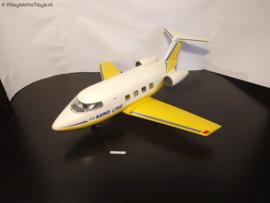 Playmobil 3185 - Passagiers vliegtuig, gebruikt