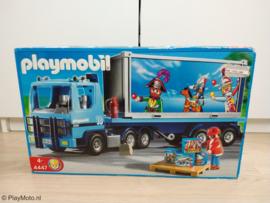 Playmobil 4447 - Container vrachtwagen MISB