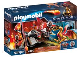 Playmobil 70226 - Burnham Raiders met gouden draak