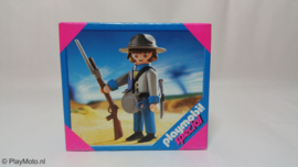 Playmobil 4622 - Confederate Soldier, MISB