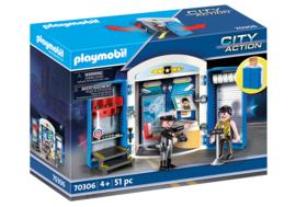 Playmobil 70306 - Speelbox Politiebureau