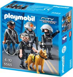 Playmobil 5565 - Arrestatie team