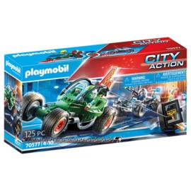 Playmobil 70577 - Achtervolging van de kluisrover