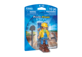 Playmobil 70560 - Playmo-friends Bouwvakker