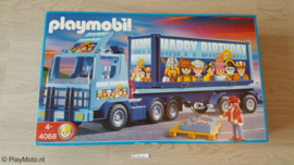 Playmobil 4068 - Happy Birthday Container vrachtwagen MISB