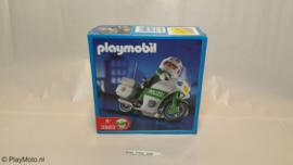 Playmobil 3983 - Polizeimotor (v2)