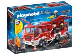 Playmobil 9464 - Brandweerwagen met licht en geluid