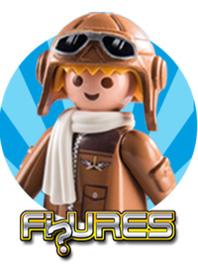 Fi?ures & Playmo-Friends