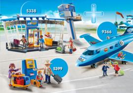 Playmobil Luchthaven BUNDEL