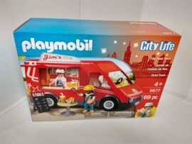 Playmobil 5677 - Jimmy's Snackvan
