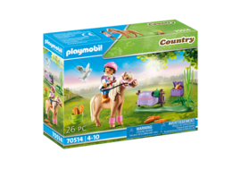 Playmobil 70514 - Collectible IJslander Pony