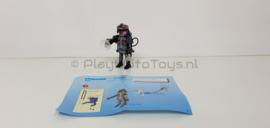 Playmobil 4881 Secret Agent, Gebruikt / Used