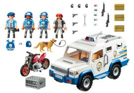 Playmobil 9371 - Geldtransport set MISB