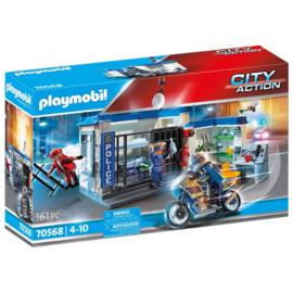 Playmobil 70568 - Ontsnapping uit de gevangenis