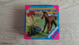 Playmobil 4647 - Kind met veulen, MISB