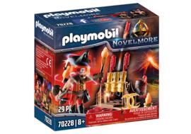 Playmobil 70228 - Burnham Raiders Vuurmeester