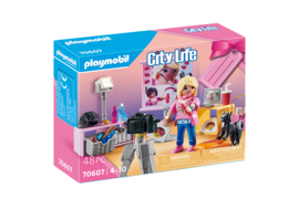 Playmobil 70607 - Kado set Influencer